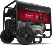 Бензогенератор Briggs & Stratton SPRINT 6200 А